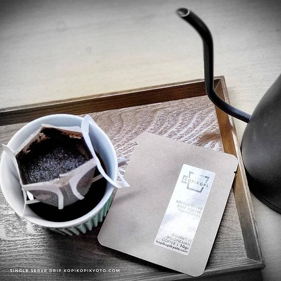 Kopikopi Drip Bag 5 Pcs @ 8gr Flores Komodo