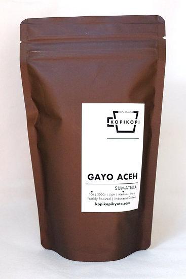 Gayo Aceh Coffee (100Gr)