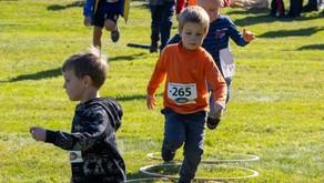 Rahmenprogramm Bambini beim 4. Agenbacher Berglauf am 09.10.2021