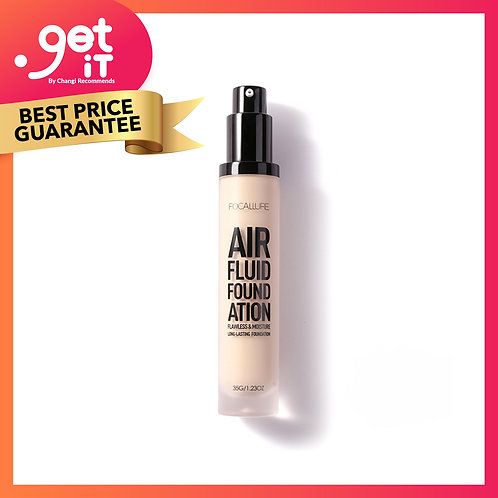 Focallure Air Fluid Foundation (Light) -1 Porcelain