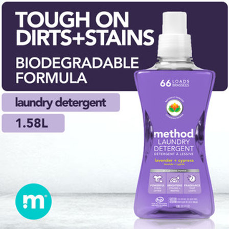 Method Laundry Detergent - Lavender Cypress