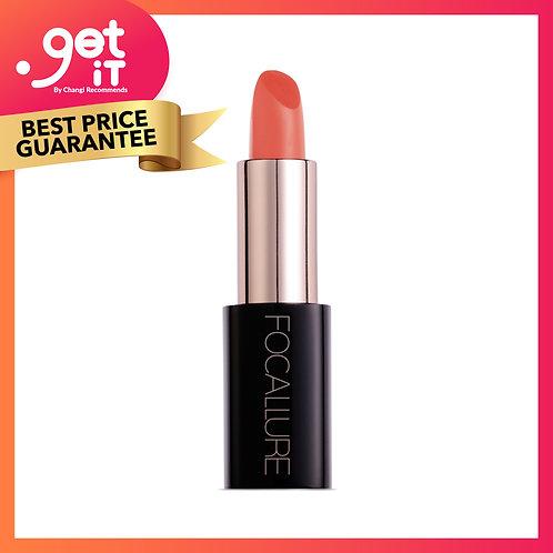 Focallure Lacquer Lipstick -5 (Magnet cap) Chesnut