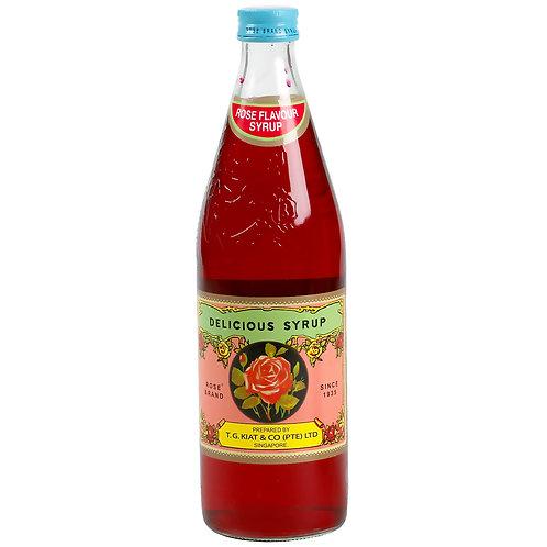 Rose Brand Syrup - Rose 750ml