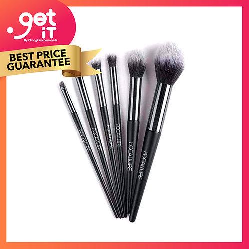Focallure 6pcs makeup brush (no bag)