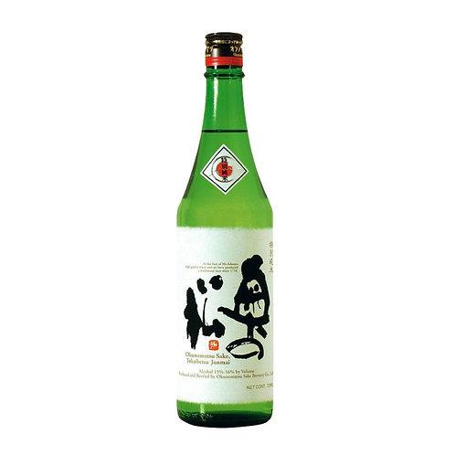 Okunomatsu Tokubetsu Junmai Sake 720ml