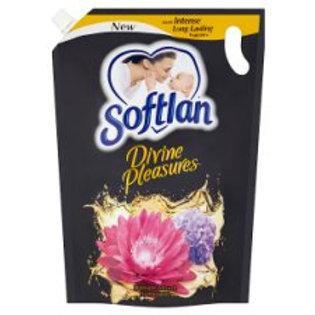 Softlan Fabric Softener Refill - Midnight Lotus & Hydrangeas 1.4L