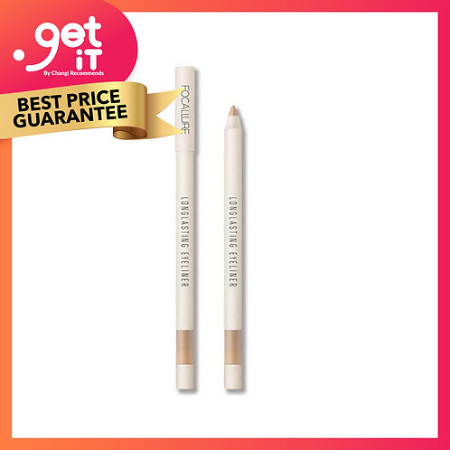 Focallure Lasting Soft Gel Pencil -03 Champagne Nude with Shimmer