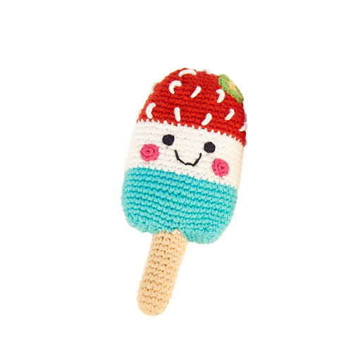 PebbleChild Friendly ice lolly - red/white/blue