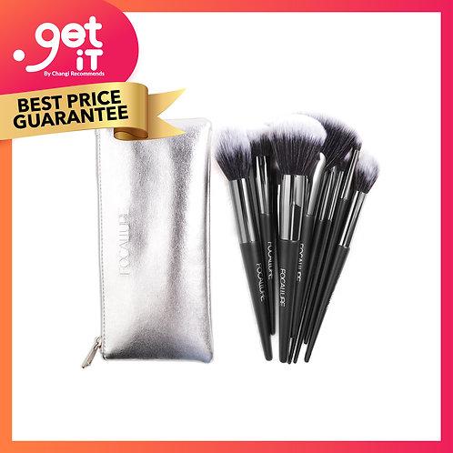 Focallure 10 pcs makeup brush (with bag)