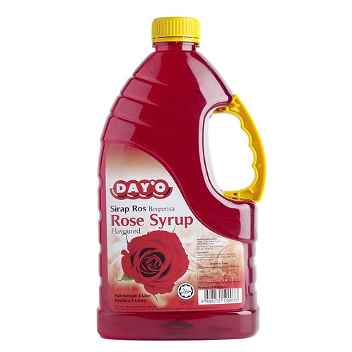 """DAY """"O"""" Rose Syrup 2L"""