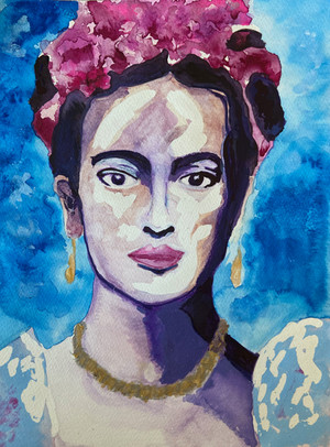 Finding inspiration in Frida