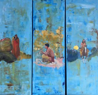 Native Triptych