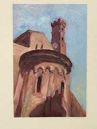 Tuscan Church, 2016