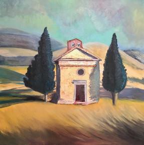 Tuscan Chapel, 2017