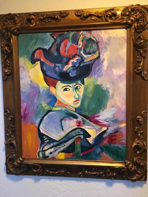 Matisse Copy, 2016