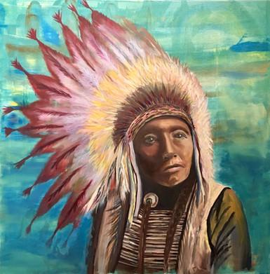 Crazy Horse 1, 2017