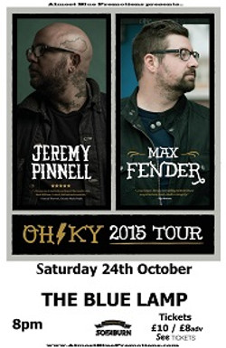 Jeremy Pinnell & Max Fender