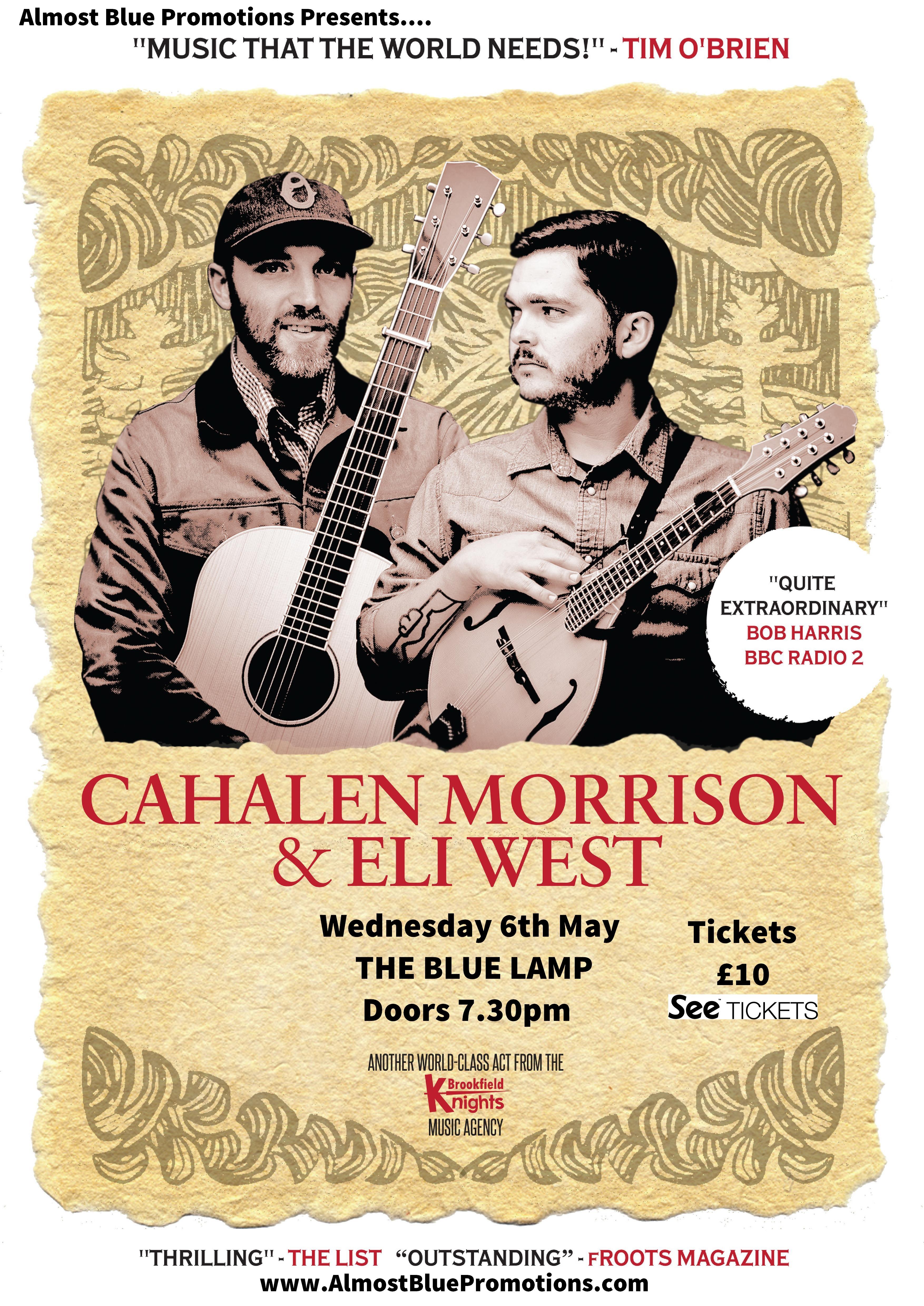 Cahalen Morrison & Eli West
