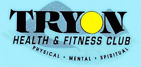 Tryon Health & Fitness Club Logo, Gym, Fitness Center, Health Club, Tryon NC, Columbus NC, Landrum SC
