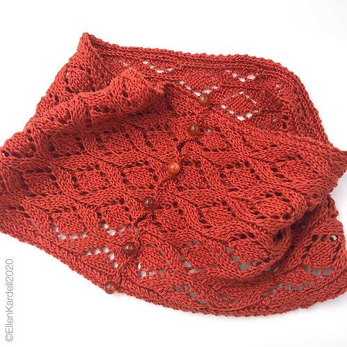 Molton Copper Lace Cowl