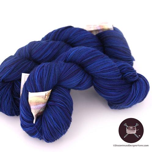 Heritage Handpainted Sock Yarn - Cobalt - 2 avail