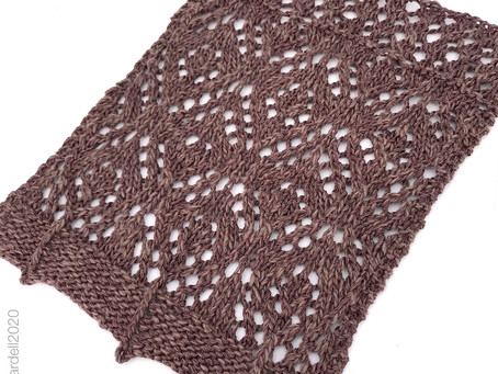 Vintage summer yarn review