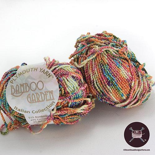 multicolor wrapped cotton yarn - spring season