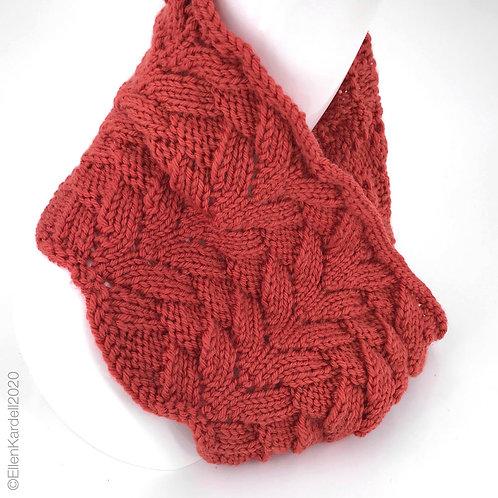 Russian Lace Cowl pattern