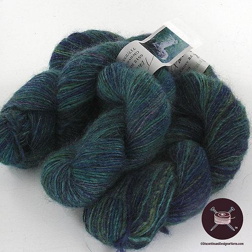 Tintagel Farm handspun mohair - Lillypond #2 - set of 2