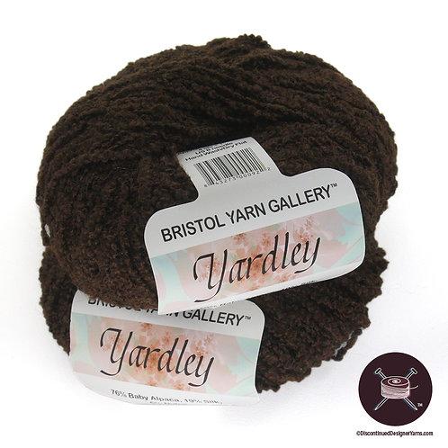 Bristol Yarn Gallery Yardley - Deep Brown - 6 avail