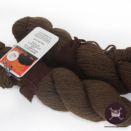bison down fiber yarn
