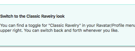 The Great Ravelry Meltdown of 2020