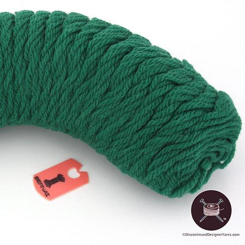 Hungry Caterpillar yarn green worsted