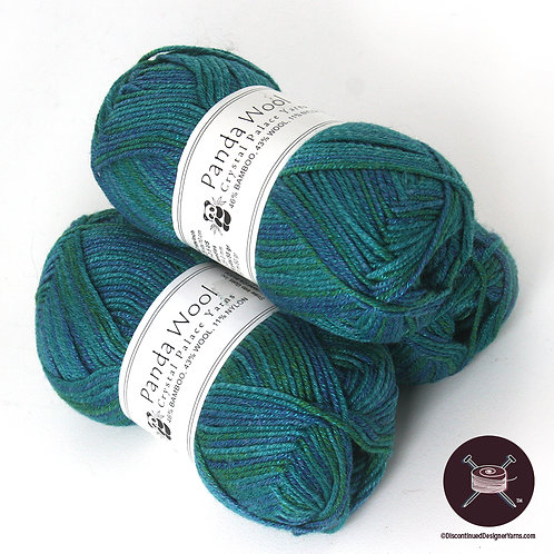 Crystal Palace Panda Wool - Ultramarine - 1 avail