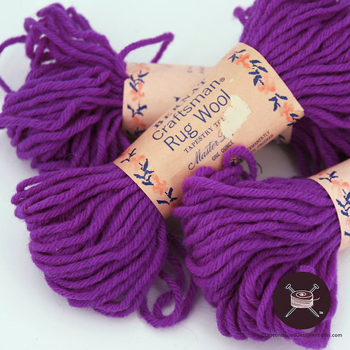 Bernat Craftsman Rug Yarn - orchid - 3 avail