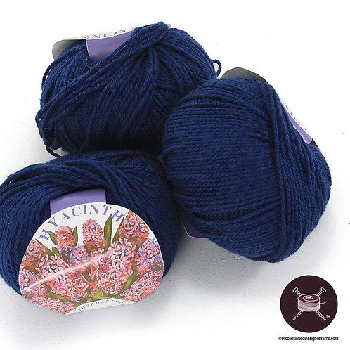 navy blue cotton yarn
