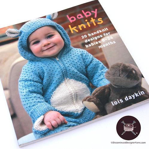 baby knits pattern book