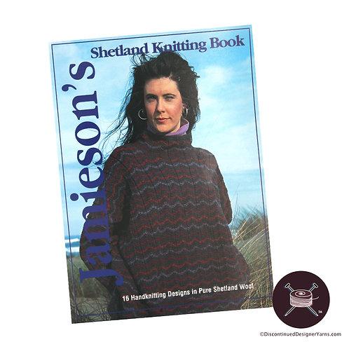 shetland knitting pattern book