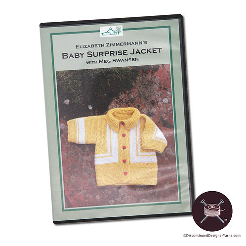Baby Surprise Jacket DVD cover