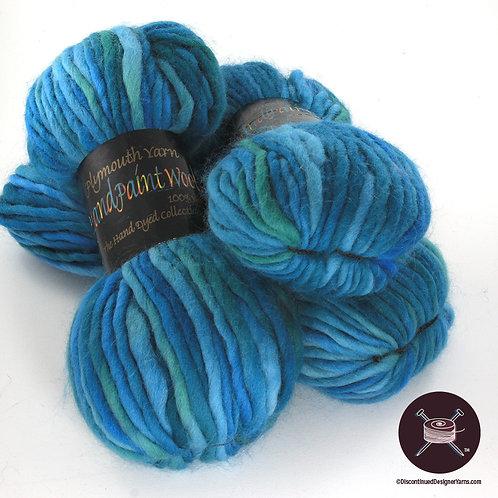 Plymouth Handpaint - Bluegreens - 12 avail