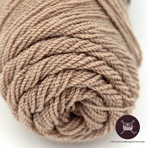 Vintage woolray wool rayon fingering weight yarn