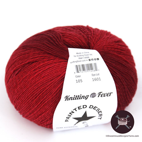 Ruby fingering weight gradient yarn