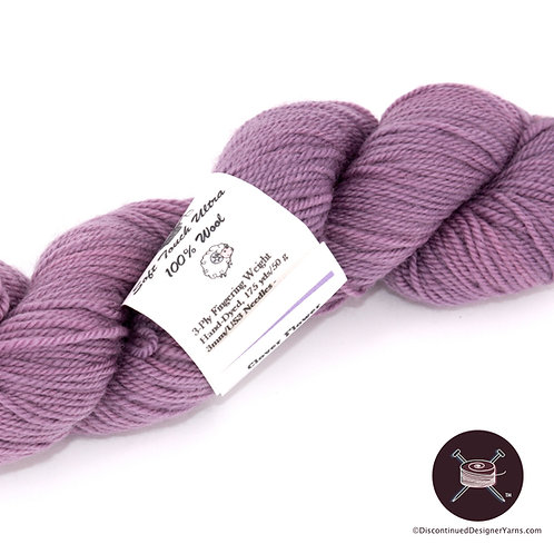 Clover Flower fingering weight yarn