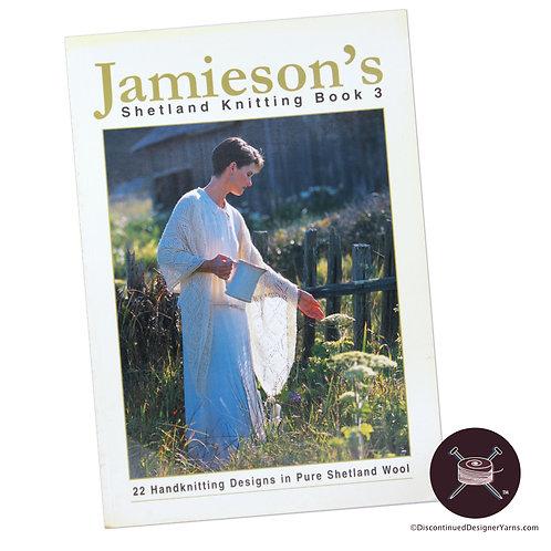Jamieson's Shetland Knitting book #3