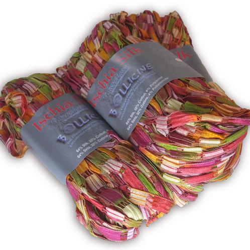 Ischia Silk Ribbon Yarn - 10 avail