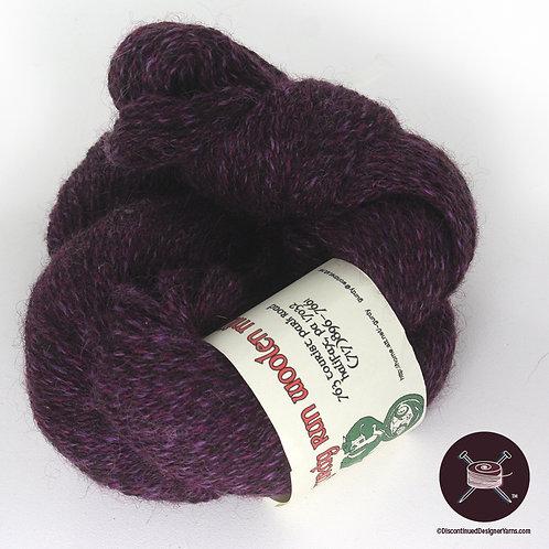 Gurdy Run Woolen Mill 2 ply - Purple - 1 avail