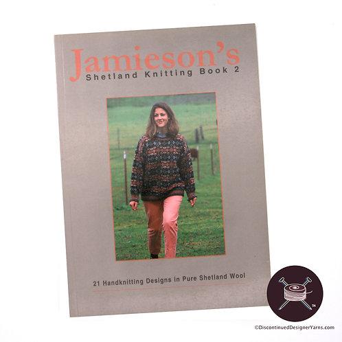 Jamieson's Shetland Knitting Book #2
