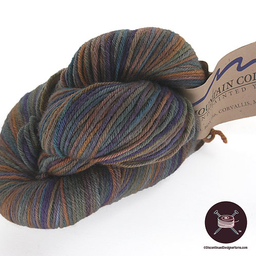 Mountain Colors 4/8's wool in canyon inspired colors