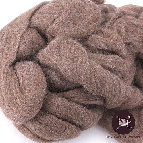 Louet Grey/Brown Alpaca Top - 1 avail