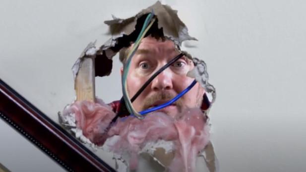 "Video: #WhatsBehindYourWalls - ""Sledgehammer"""